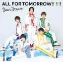【アルバム】5次元アイドル応援プロジェクト ドリフェス!R DearDream 2ndアルバム ALL FOR TOMORROW!!!!!!!の画像