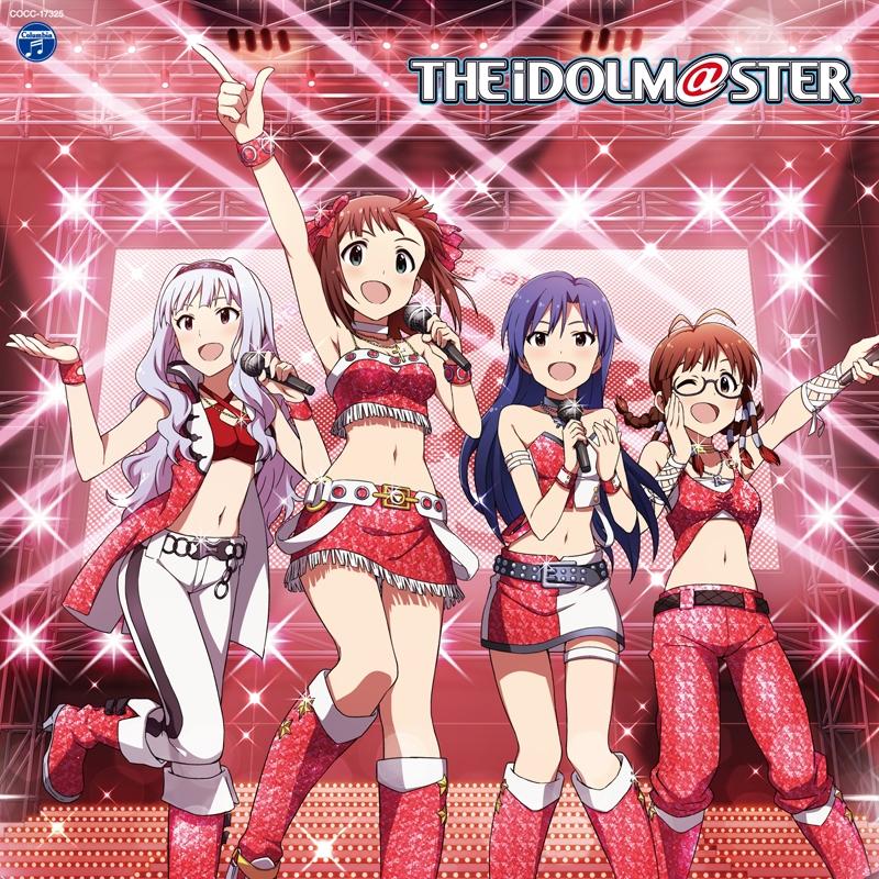【キャラクターソング】THE IDOLM@STER MASTER PRIMAL ROCKIN' RED