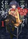 【コミック】恋愛ハーレムゲーム終了のお知らせがくる頃に(1)の画像