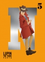 【Blu-ray】TV ルパン三世 PART5 Vol.5の画像