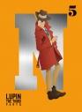 【DVD】TV ルパン三世 PART5 Vol.5の画像