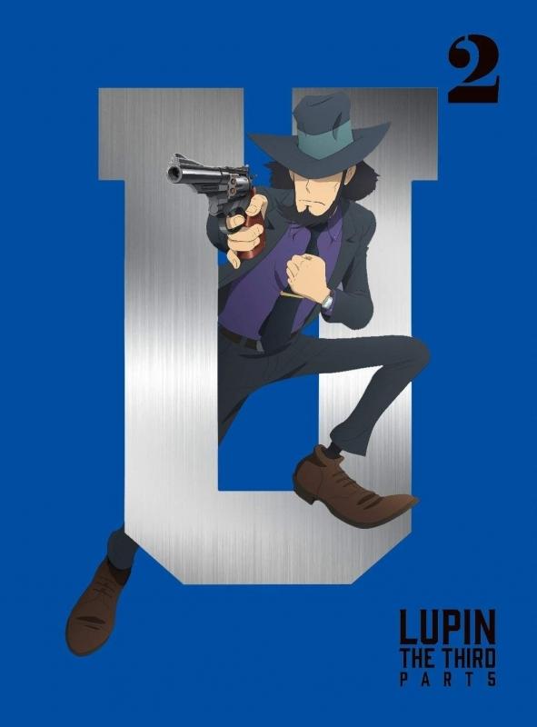 【Blu-ray】TV ルパン三世 PART5 Vol.2