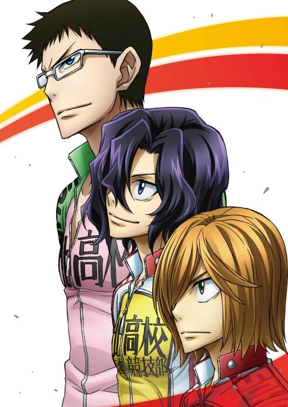 【Blu-ray】TV 弱虫ペダル NEW GENERATION Vol.6
