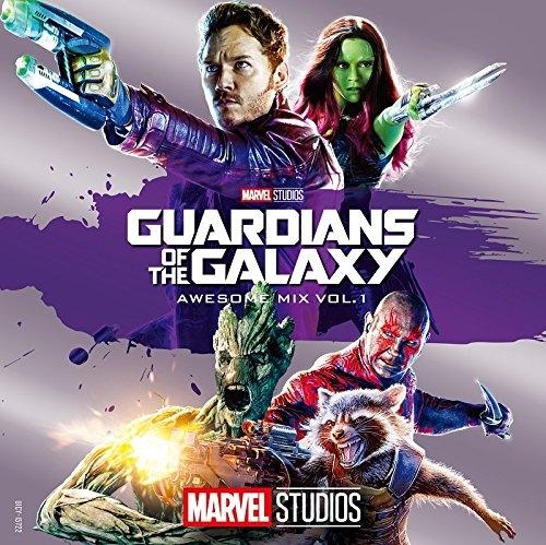 【サウンドトラック】ガーディアンズ・オブ・ギャラクシー:オーサム・ミックス Vol.1