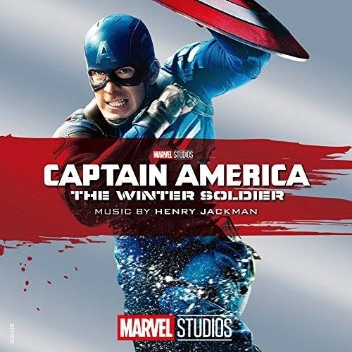 【サウンドトラック】キャプテン・アメリカ ウィンター・ソルジャー オリジナル・サウンドトラック