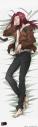 【グッズ-ピローケース】最遊記RELOAD BLAST 抱き枕カバー 沙悟浄の画像
