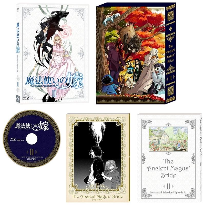 【Blu-ray】TV 魔法使いの嫁 2 完全数量限定生産