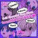【キャラクターソング】TV R-15 Character Song Album -team:MAJIYABA-の画像