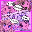 【キャラクターソング】TV R-15 Character Song Album -team:HIRAMEKI・-の画像