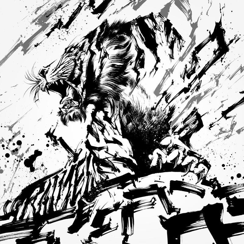 【主題歌】TV Thunderbolt Fantasy 東離劍遊紀 主題歌「RAIMEI」/T.M.Revolution 初回生産限定盤