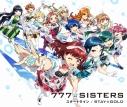 【キャラクターソング】ゲーム Tokyo 7th シスターズ 777☆SISTERS「スタートライン/STAY☆GOLD」 初回限定盤の画像
