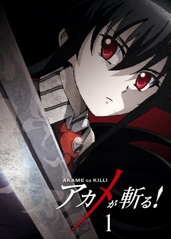 【Blu-ray】TV アカメが斬る! vol.1 初回生産限定版
