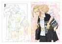 【グッズ-クリアファイル】TVアニメ『東京リベンジャーズ』 描き下ろし原画クリアファイルB:マイキー&ドラケン【アニメイト先行販売分】の画像