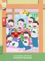【Blu-ray】TV おそ松さん ULTRA NEET BOX 初回生産限定 アニメイト限定セットの画像