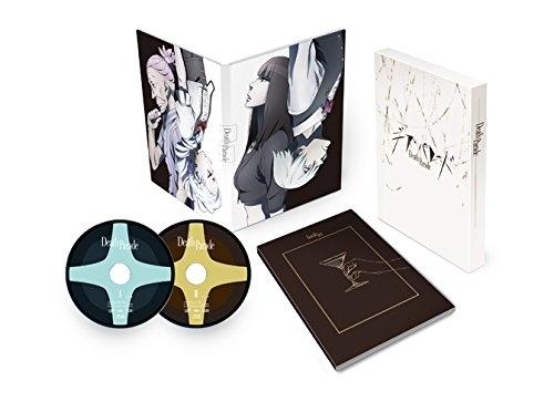 【Blu-ray】TV デス・パレード Blu-ray BOX 通常版