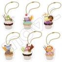 【グッズ-キーホルダー】華Doll* アクリルキーホルダーコレクション/AnthoZoo Sweets Ver.の画像