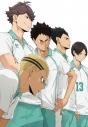 【DVD】TV ハイキュー!! セカンドシーズン Vol.8の画像