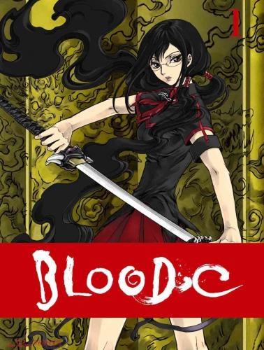 【Blu-ray】TV BLOOD-C 1 完全限定生産版