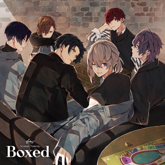 【ドラマCD】華Doll*1st season ~Flowering~2巻 Boxed