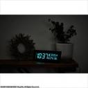 【グッズ-時計】ファイナルファンタジーⅦ アドベントチルドレン デジタルクロック<クラウディウルフ>【再販】の画像