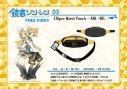 【グッズ-バッグ】鏡音リン・鏡音レン Ellipse Waist Pouch KRL-105 【アークネスジャパン】の画像