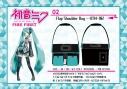 【グッズ-バッグ】初音ミク Flap Shoulder Bag HTM-102 【アークネスジャパン】の画像