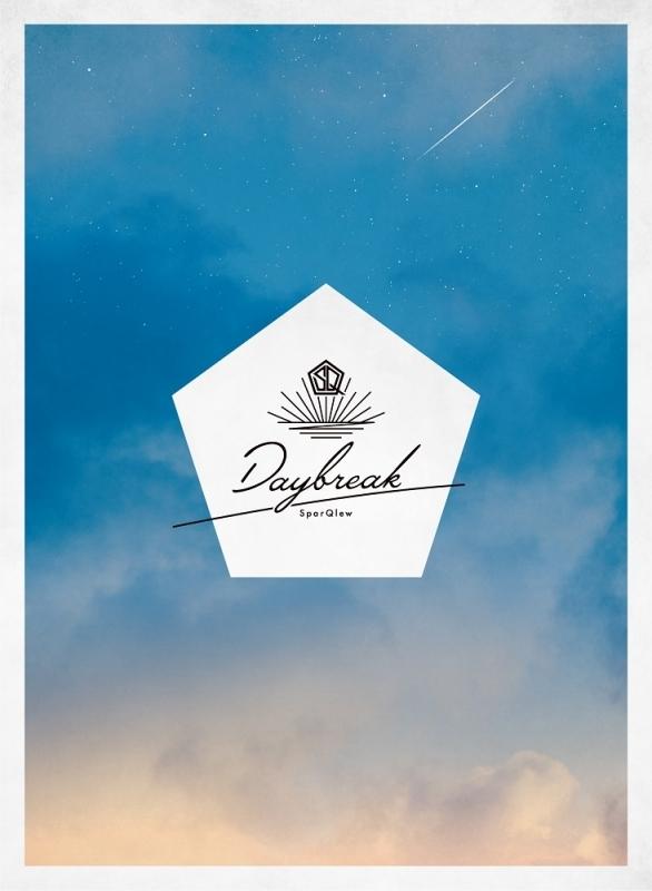 【アルバム】SparQlew/Daybreak 初回製造限定