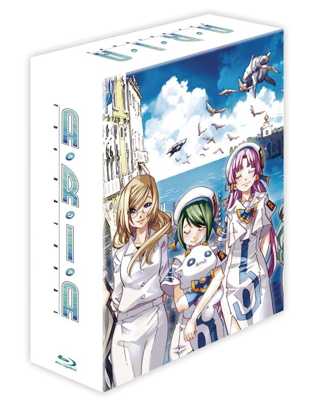 【Blu-ray】ARIA The NATURAL Blu-ray BOX