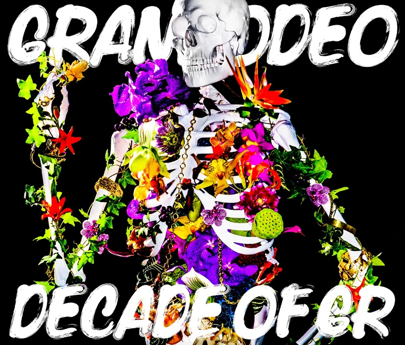 【アルバム】GRANRODEO/DECADE OF GR