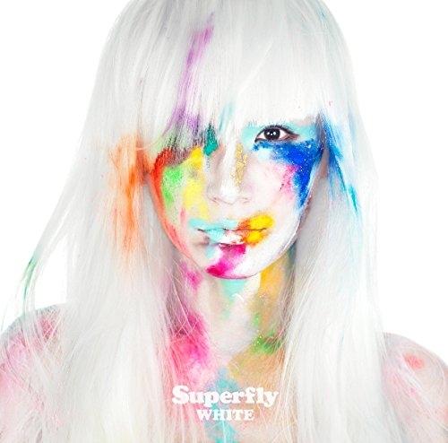 【アルバム】Superfly/WHITE 初回生産限定盤