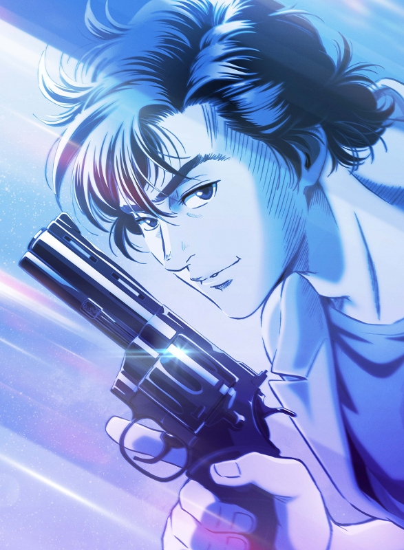 【Blu-ray】劇場版シティーハンター 新宿プライベート・アイズ 完全生産限定版 アニメイト限定セット