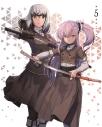 【Blu-ray】TV 刀使ノ巫女 第5巻の画像