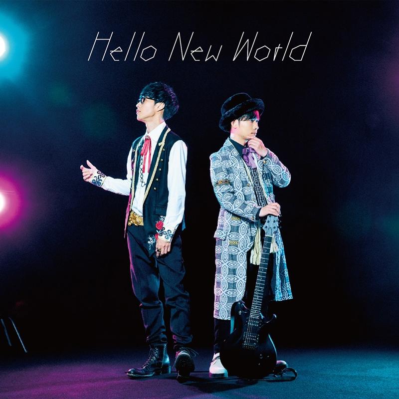 【アルバム】OxT/Hello New World 初回限定盤