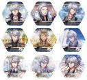 【グッズ-バッチ】夢王国と眠れる100人の王子様 ピックアップコレクション缶バッジ(フロスト)Vol.1の画像