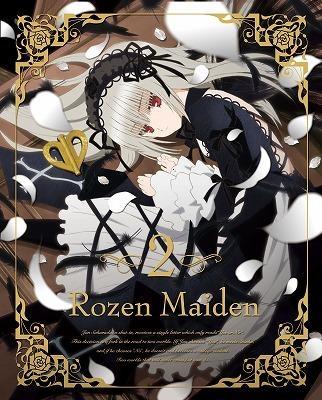 【Blu-ray】TV ローゼンメイデン 2 (2013年7月番組)