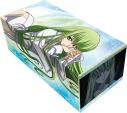 【グッズ-収納BOX】キャラクターカードボックスコレクションNEO コードギアス 反逆のルルーシュ「C.C.」の画像