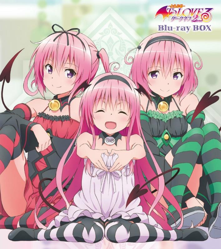 【Blu-ray】TV To LOVEる-とらぶる-ダークネス2nd Blu-ray BOX 通常版