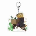 【グッズ-キーホルダー】TVアニメ『迷宮ブラックカンパニー』 Biggestキーホルダー ワニベの画像