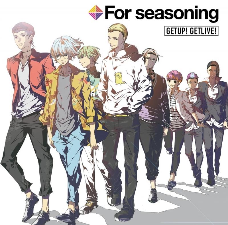 【ドラマCD】GET UP! GET LIVE! ドラマCD2 GETUP! GETLIVE! For seasoning