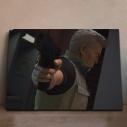 【グッズ-飾り物】攻殻機動隊SAC_2045 アニピクメモリアルウォール バトー 4の画像