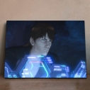 【グッズ-飾り物】攻殻機動隊SAC_2045 アニピクメモリアルウォール トグサ 7の画像
