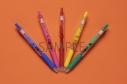 【グッズ-ボールペン】アイドルマスター シャイニーカラーズ サラサクリップ0.5 カラーボールペン 放課後クライマックスガールズver.の画像