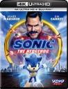 【Blu-ray】映画 ソニック・ザ・ムービー 4K Ultra HD+ブルーレイの画像