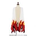 【コスプレ-衣装】鬼滅の刃 煉獄 杏寿郎の羽織の画像