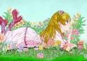 【Blu-ray】OVA コゼットの肖像 完全生産限定版の画像