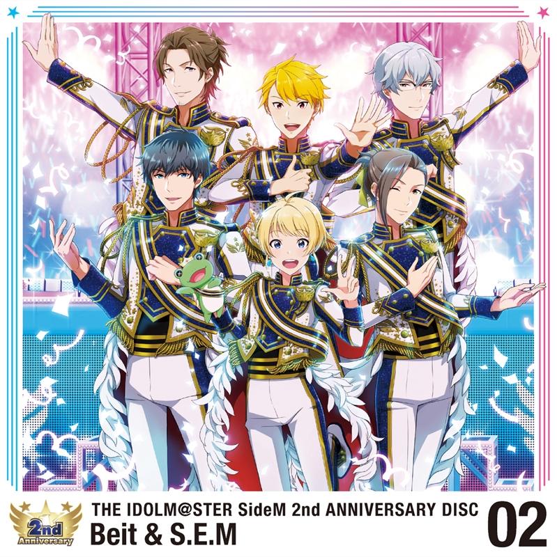 【キャラクターソング】THE IDOLM@STER SideM 2nd ANNIVERSARY DISC 02 Beit & S.E.M