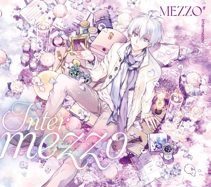 """【アルバム】アイドリッシュセブン MEZZO"""" 1st Album """"Intermezzo"""" 初回限定盤B"""