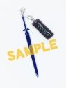 【グッズ-チャーム】ソードアート・オンライン アリシゼーション メタルチャームコレクション 夜空の剣の画像