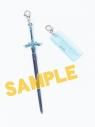 【グッズ-チャーム】ソードアート・オンライン アリシゼーション メタルチャームコレクション 青薔薇の剣の画像