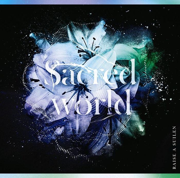 【キャラクターソング】BanG Dream! バンドリ! RAISE A SUILEN Sacred world 通常盤